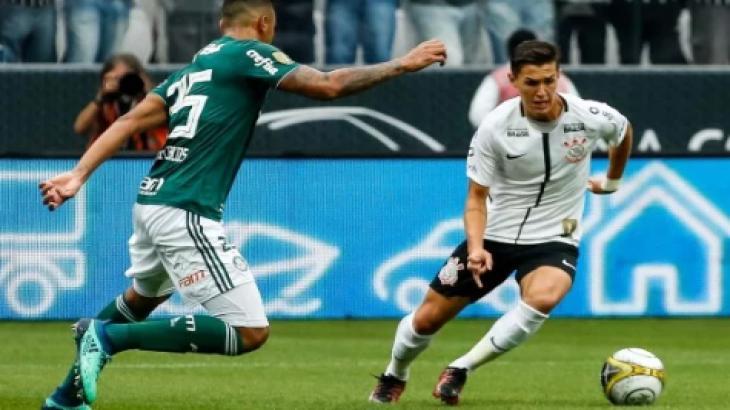 Corinthians x Palmeiras - Foto: Divulgação
