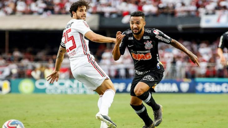 Corinthians x São Paulo - Foto: Divulgação
