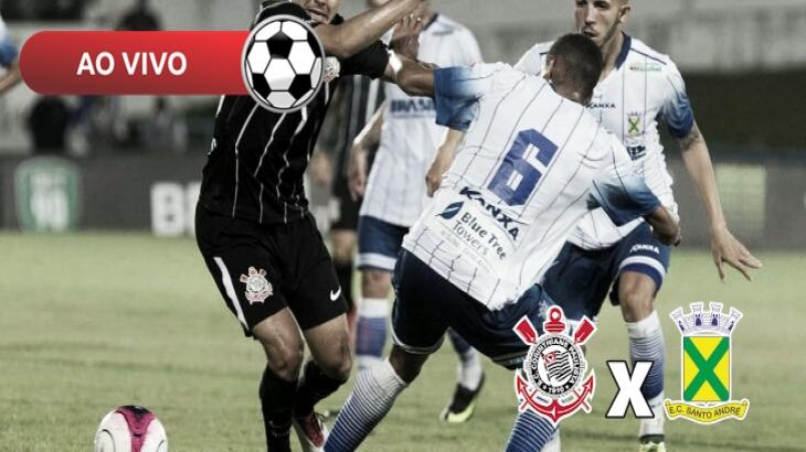 Corinthians x Santo André - Foto: Divulgação