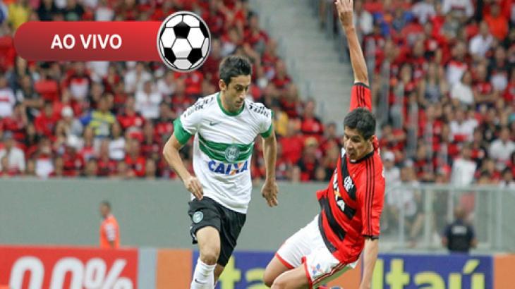 Coritiba X Flamengo Ao Vivo Saiba Como Assistir Online E Na Tv Pelo Brasileirao Televisao Natelinha