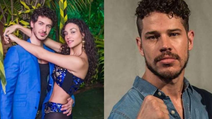 José Loreto comenta sobre semelhança com novo namorado de Débora Nascimento: