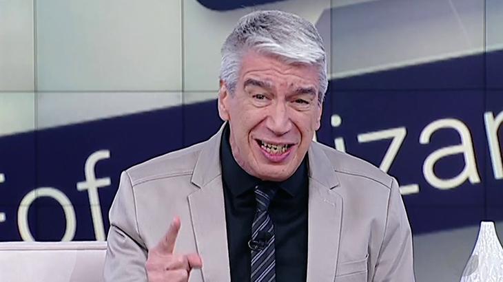Saída de Décio Piccinini do Fofocalizando revela triste cenário aos artistas mais velhos na TV