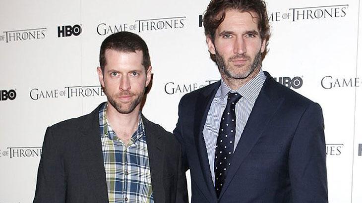 """Criadores da série """"Game of Thrones"""" são os novos roteiristas de """"Star Wars"""""""
