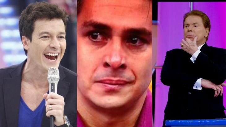 Rodrigo Faro, Ivan Moré e Silvio Santos