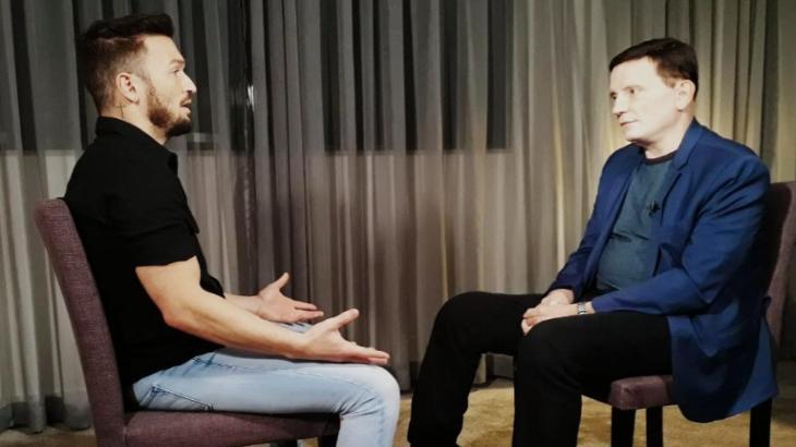 Diego Hypólito concede entrevista reveladora ao