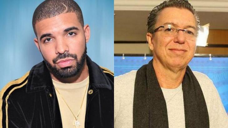 Drake e Boninho bateram boca no Twitter. Foto: Montagem