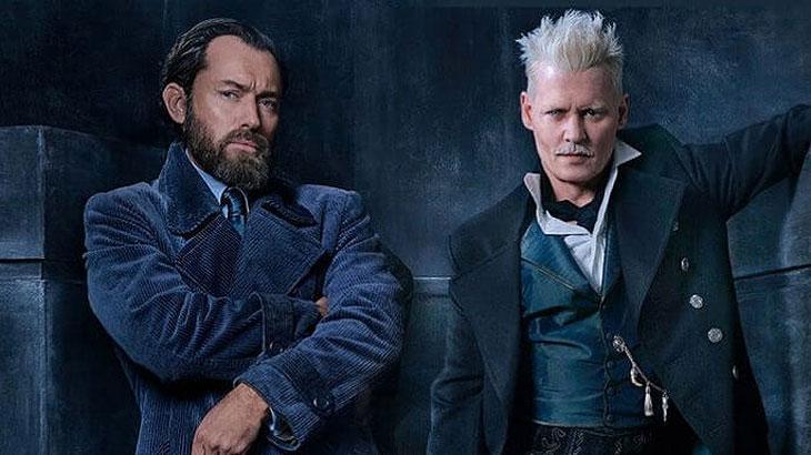 Grindelwald e Dumbledore