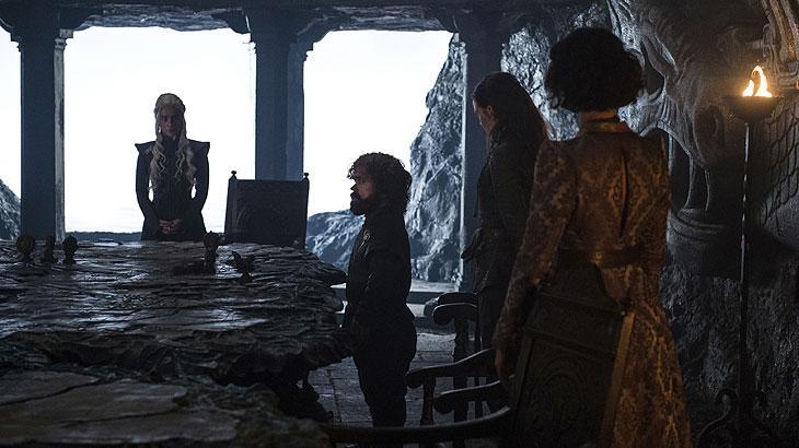 Imagens do segundo episódio de Games Of Thrones