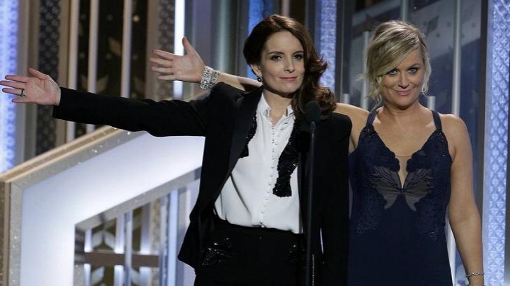 Tina Fey e Ami Poehler fizeram sucesso quando apresentaram o Emmy. Evento pode ficar sem anfitrião em 2019. Foto: Divulgação