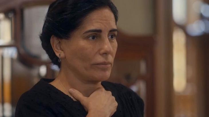 Lola recebe herança de Carlos em Éramos Seis - Reprodução/TV Globo