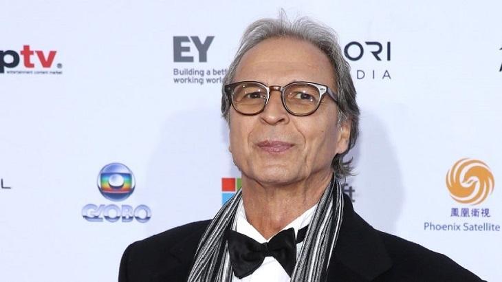 Euclydes Marinho, autor da Globo que foi abandonado por Denise Dumont após cena de sexo de