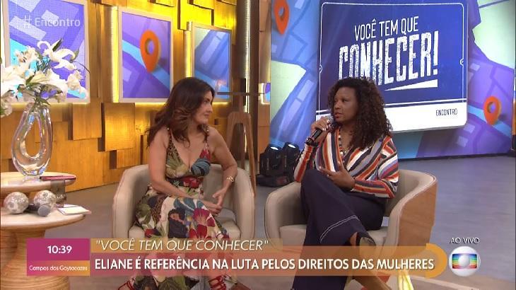 Fátima Bernardes confessa que não se imaginava no JN: