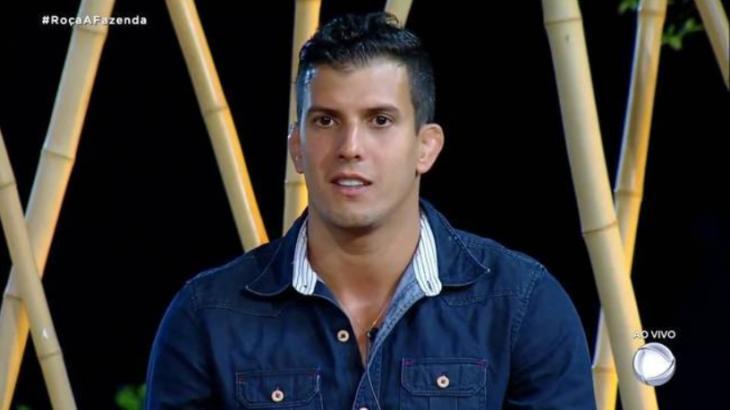 Felipe Sertanejo - Foto: Reprodução/Record TV