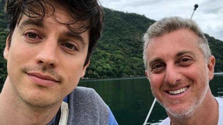 Fernando Grostein e Luciano Huck - Foto: Reprodução/Instagram