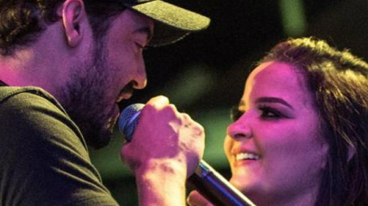 Fernando Zor e Maiara: cantor confirmou reconciliação - Foto: Reprodução