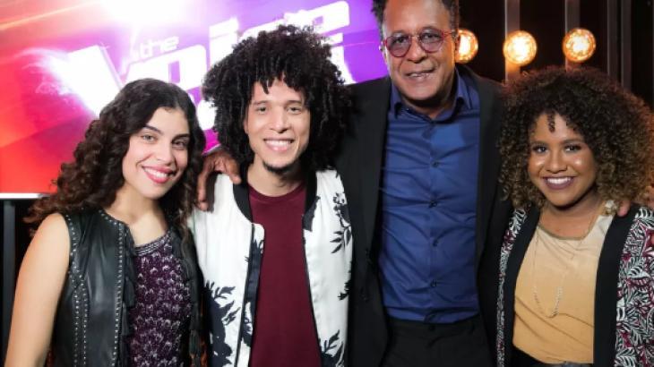 Finalistas do The Voice Brasil 2019 - Foto: Globo/Raquel Cunha