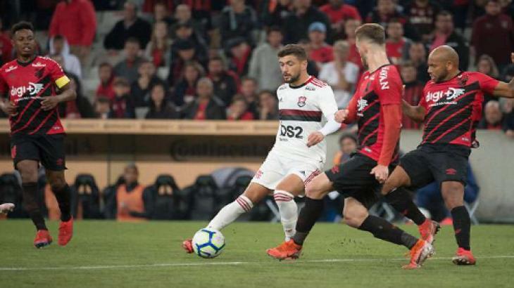 Flamengo x Athletico-PR ao vivo: Transmissão na TV Globo e online nesta quarta-feira, 17/07/2019