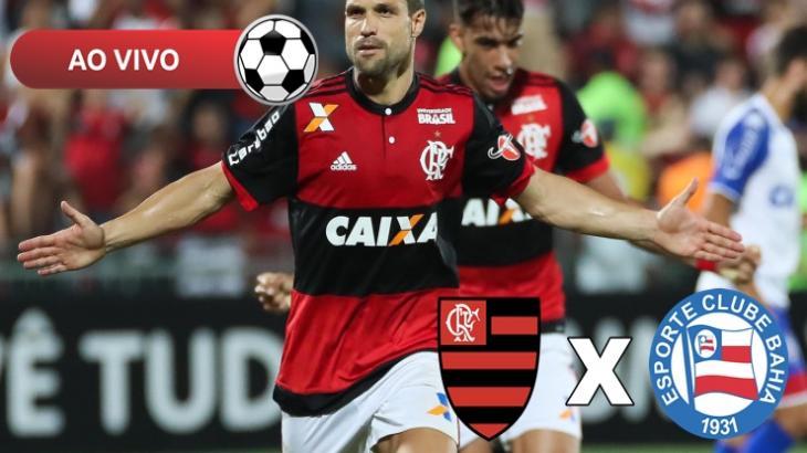Flamengo x Bahia ao vivo: Saiba como assistir na TV e online pelo Brasileirão 2019