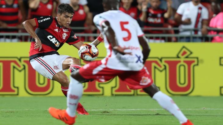 Flamengo x Bangu - Foto: Divulgação