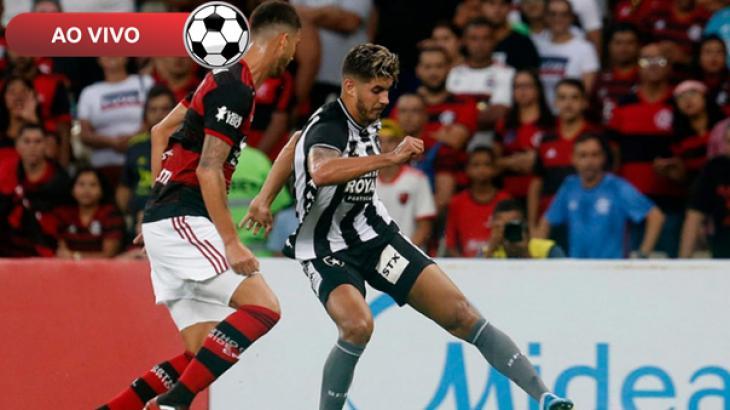 Flamengo X Botafogo Ao Vivo Saiba Como Assistir Online E Na Tv Pelo Brasileirao Televisao Natelinha