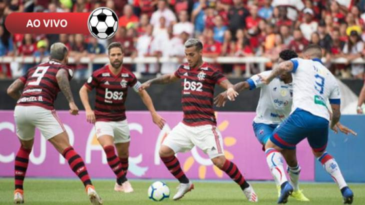 Flamengo X Fortaleza Ao Vivo Saiba Como Assistir Online E Na Tv Pelo Brasileirao Televisao Natelinha