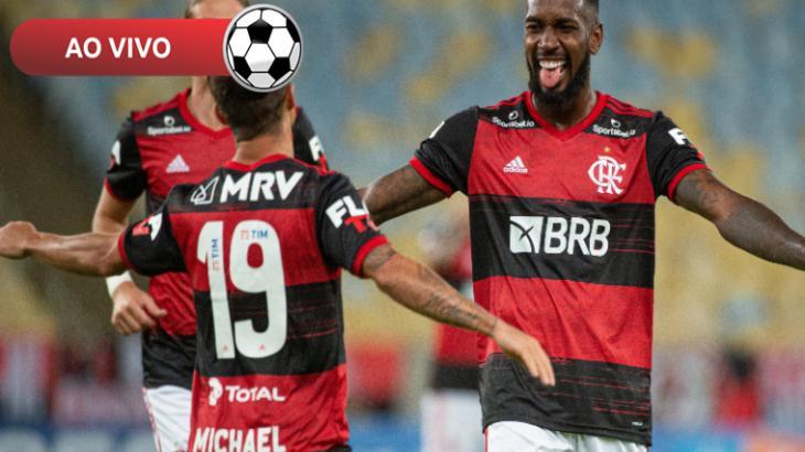 Flamengo x Volta Redonda - Foto: Divulgação