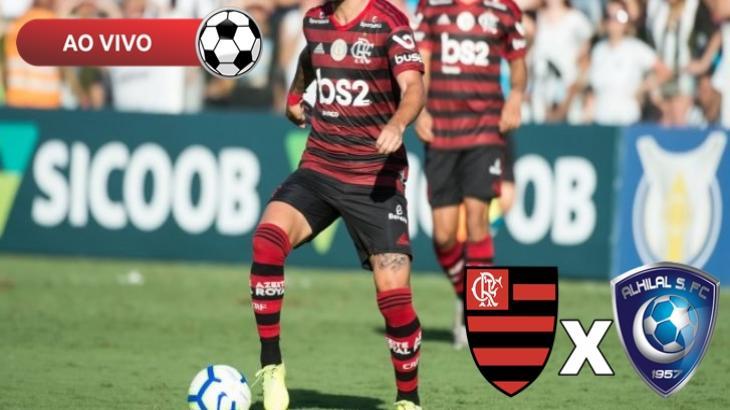 Flamengo x Al-Hilal - Foto: Divulgação