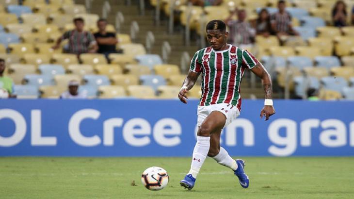 Fluminense x Atlético Nacional - Foto: Divulgação