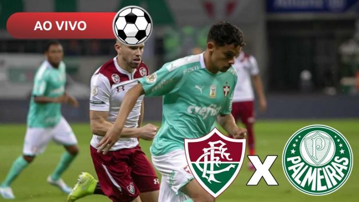 Fluminense x Palmeiras ao vivo: Saiba como assistir na TV e online pelo Brasileirão 2019