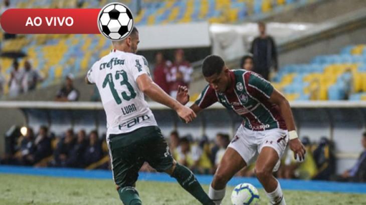 Fluminense x Palmeiras - Foto: Divulgação