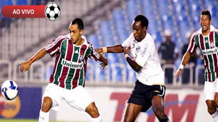 Fluminense x Santos - Foto: Divulgação