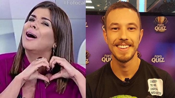 Fofocalizando tem discussão com Mara Maravilha e Gabriel Cartolano: