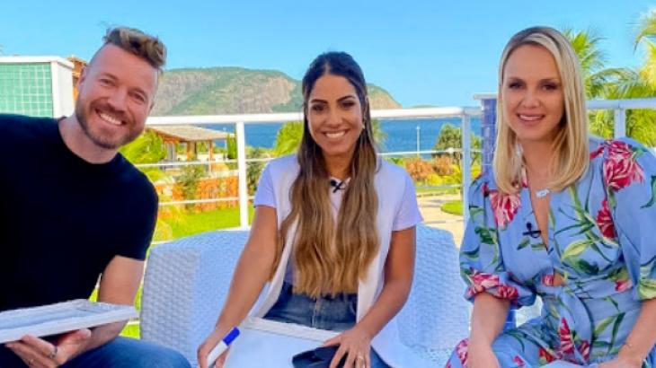 Programa Eliana mostra a casa da cantora Gabriela Rocha