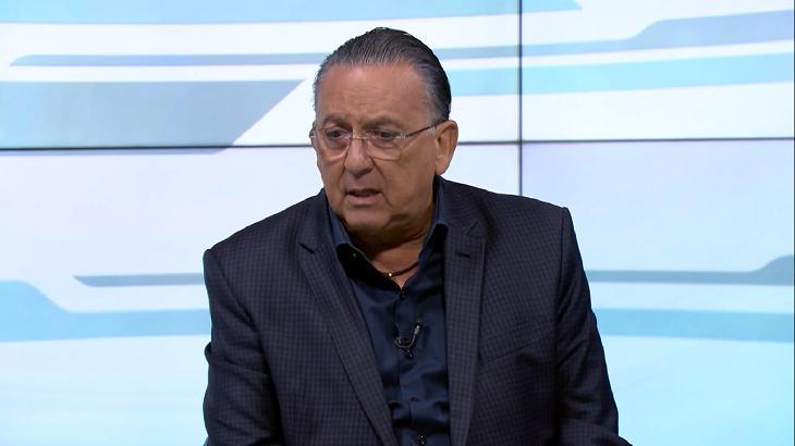 Galvão Bueno participou do