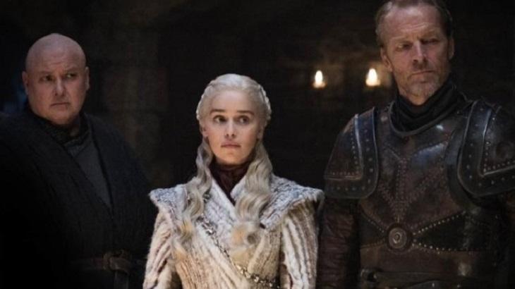 """Personagens de """"Game of Thrones"""" no segundo episódio da oitava temporada"""