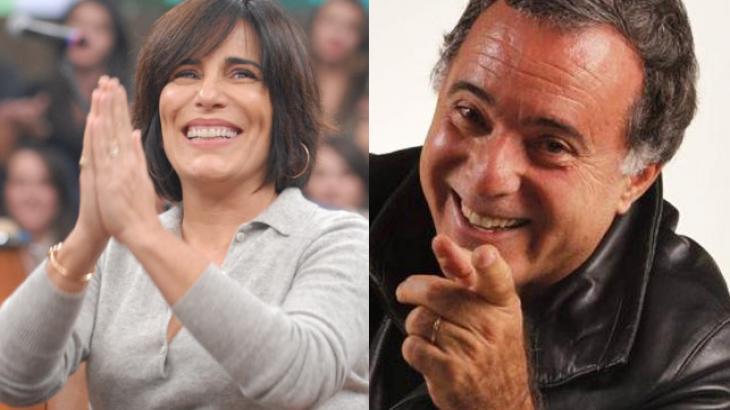 Glória Pires e Tony Ramos - Foto: Montagem/Divulgação