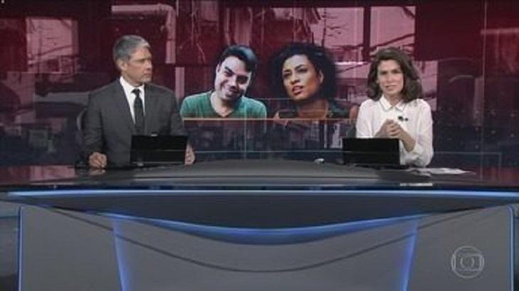 Assassinato de Marielle Franco e Coréia do Norte levam Globo ao Emmy Internacional