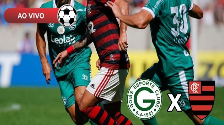 Goias X Flamengo Ao Vivo Saiba Como Assistir Na Tv E Online Pelo Brasileirao 2019 Televisao Natelinha