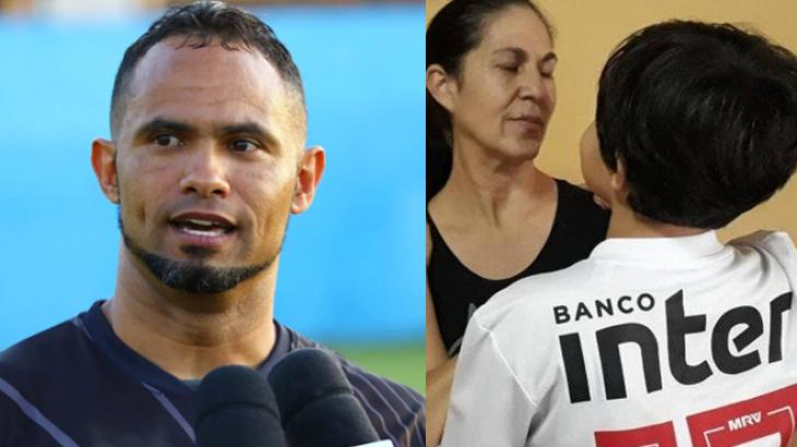 """Goleiro Bruno fala em exame de DNA com filho de Eliza Samudio: """"Temos que saber"""""""