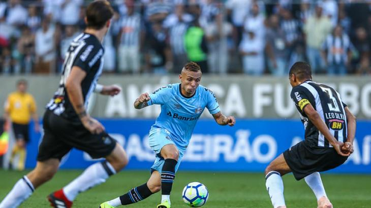 Grêmio x Atlético-MG - Foto: Divulgação