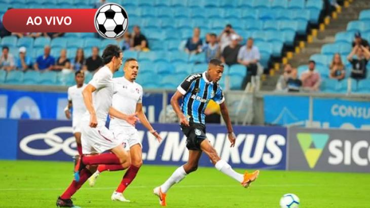 Grêmio x Fluminense - Foto: Divulgação