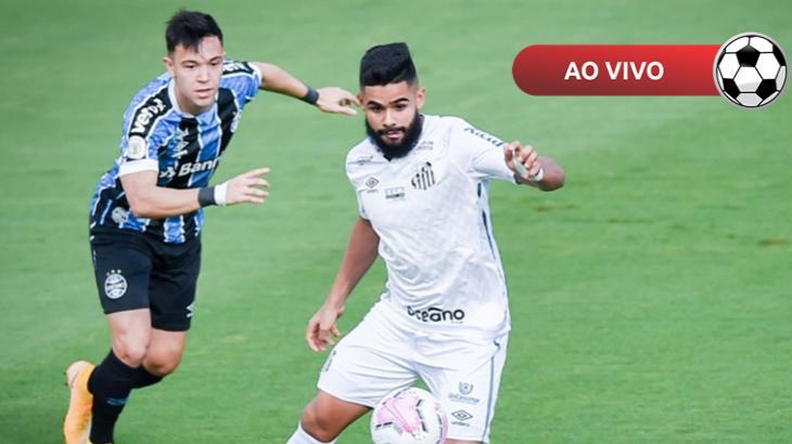 Grêmio x Santos