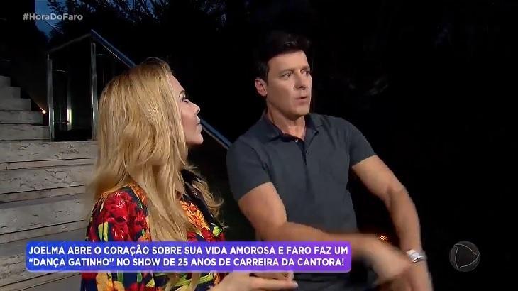 Hora do Faro, programa de Rodrigo Faro, flopou na audiência. Foto: Reprodução