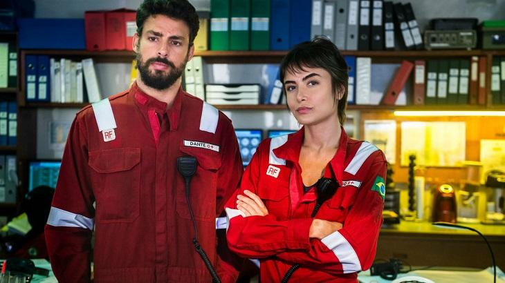 Alvo de briga e cancelada, Ilha de Ferro estreia segunda temporada no Globoplay