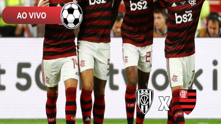 Independiente del Valle x Flamengo - Foto: Divulgação