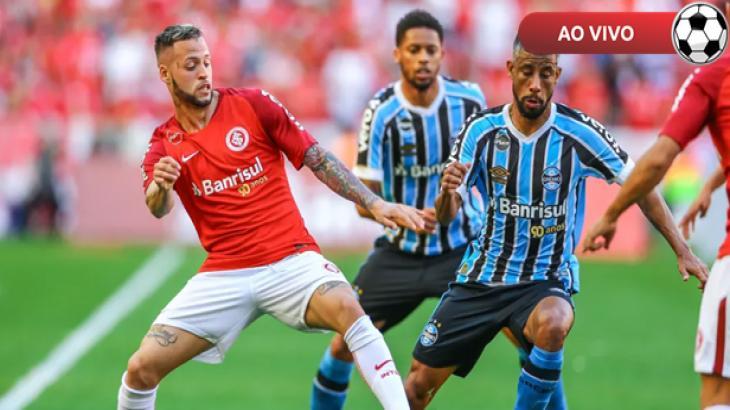 Internacional x Grêmio ao vivo: Saiba como assistir online e na TV pela Libertadores