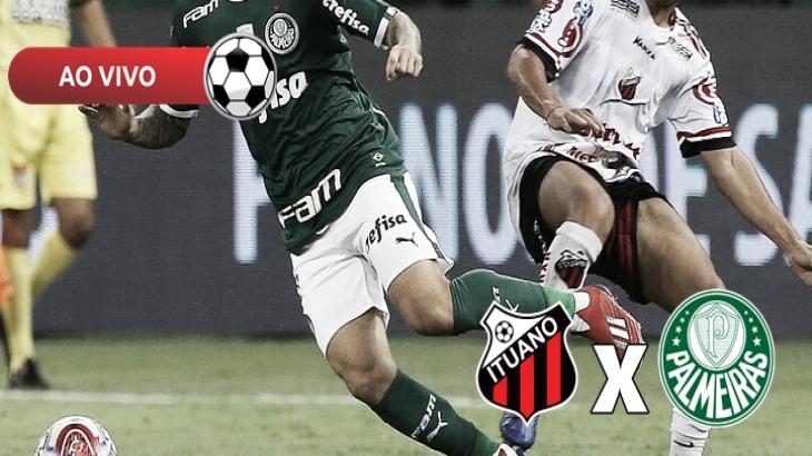 Ituano x Palmeiras ao vivo: Saiba como assistir na TV e online pelo Campeonato Paulista