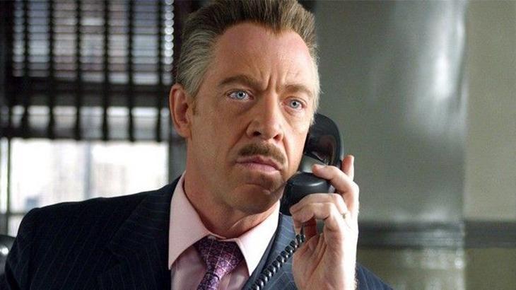 J.K. Simons quer continuar como J. Jonah Jameson para sempre