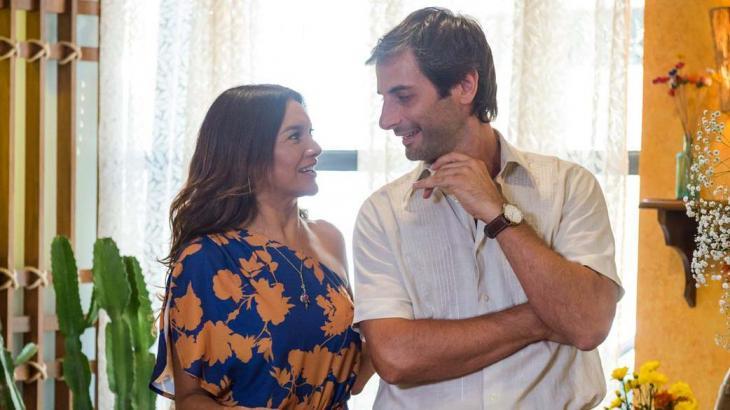 Janaína e Raimundo terão final feliz e milionário - Foto: Reprodução