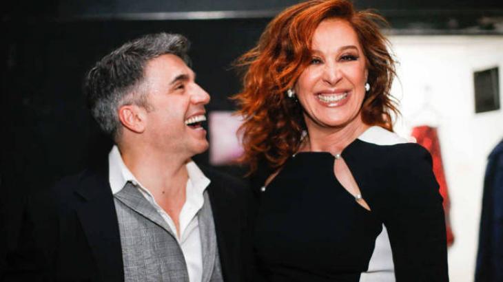 A atriz Claudia Raia está com 53 anos